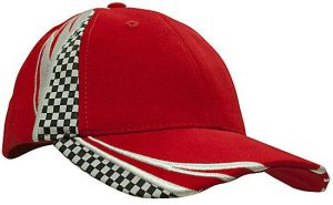 HW USA 4083_Red with Wht