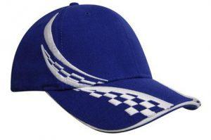HWUSA 4076_royal cap
