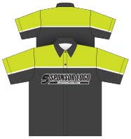 SemiCustom Crew Shirt CRW02 b