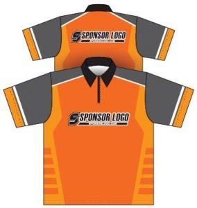 SemiCustom Crew Shirt CRW16