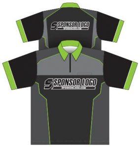 SemiCustom Crew Shirt CRW17